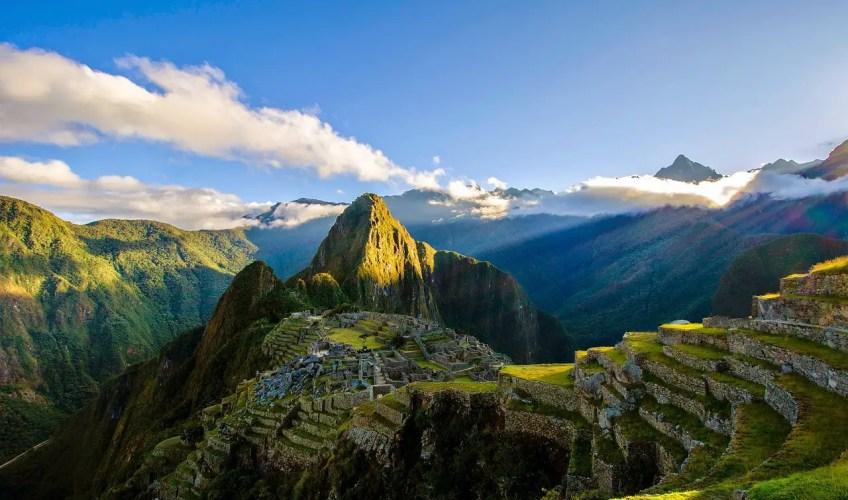 Pack for travel to Peru, Machu Picchu