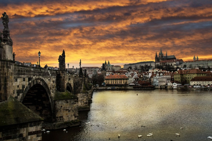 Prague, Czech Republic, Medieval Towns in Europe