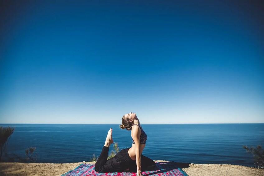 Healthy Living Tips, yoga