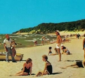 1970s Beach