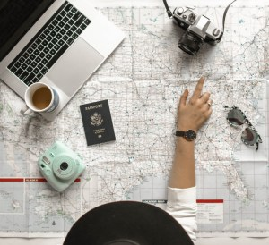 u.s. road trip using an esta, plan the best bachelorette trip, travel plans, Choose the Right Destination, relax while traveling, get a degree while traveling