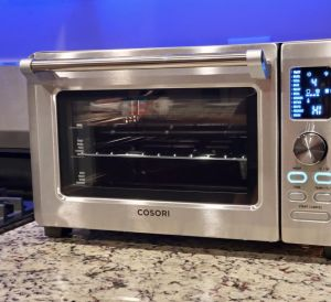 Cosori Air Frier Toaster Oven, toaster oven that air fries