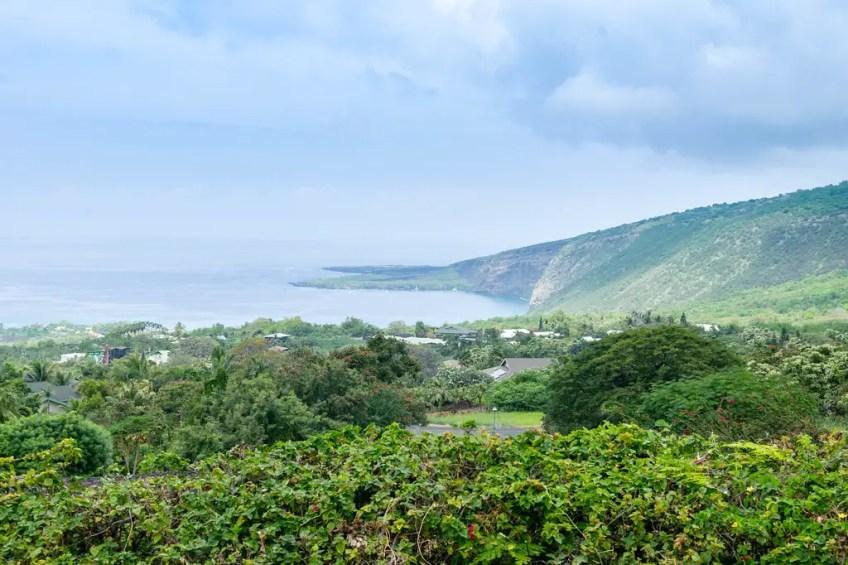 Kealakekua Bay, Ancient sites in Hawaii