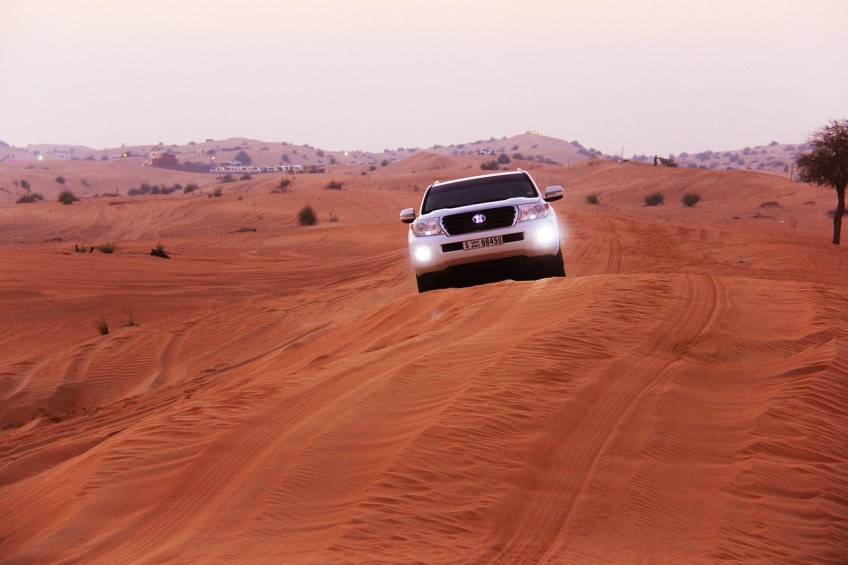 Dubai Safari, Luxurry Experiences in Dubai