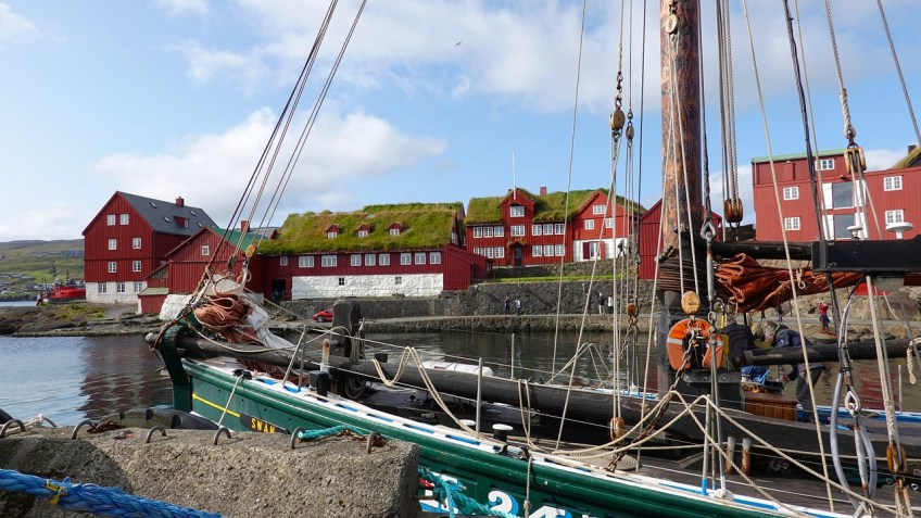 Visiting Faro, Faro, Faroe Islands
