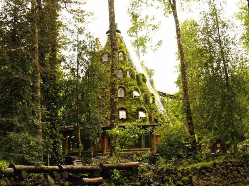 Magic Mountain Hotel, Chile, fairytale hotels