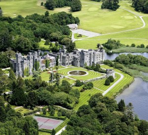 best countries in Europe to visit,Ashford Castle, Ireland, Fairytale Hotels