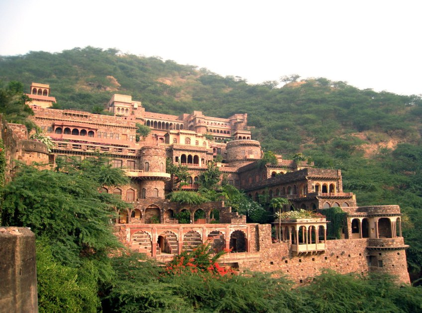 Neemrana Fort Palace, India
