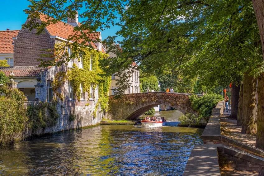places to visit in Europe, Belgium