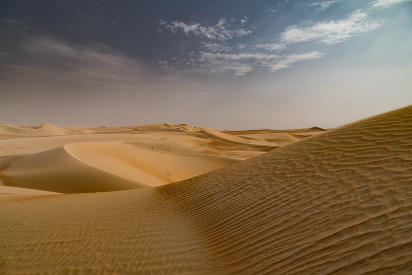 Empty Quarter Saudi Arabia, traveling to Saudi Arabia
