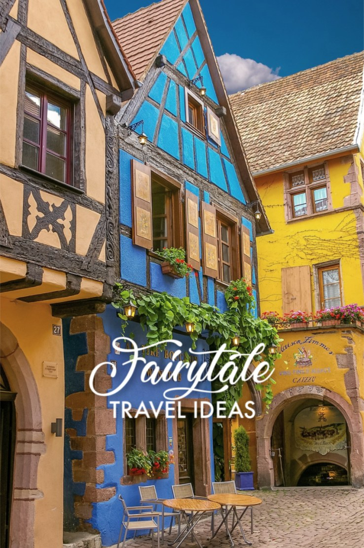 Fairytale Travel Ideas