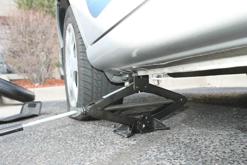 Road trip advice, flat tire