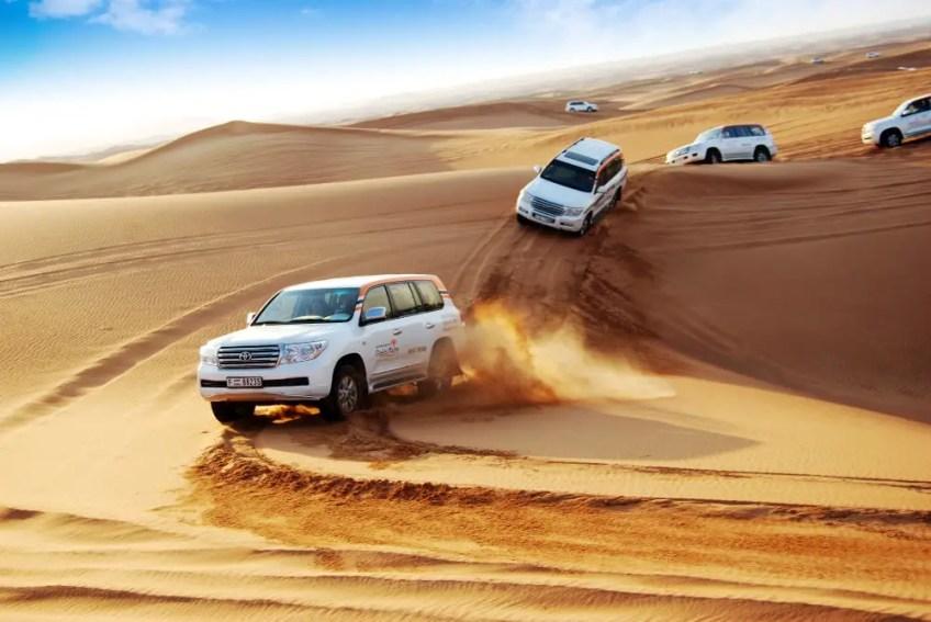 Visit Dubai Desert Safari