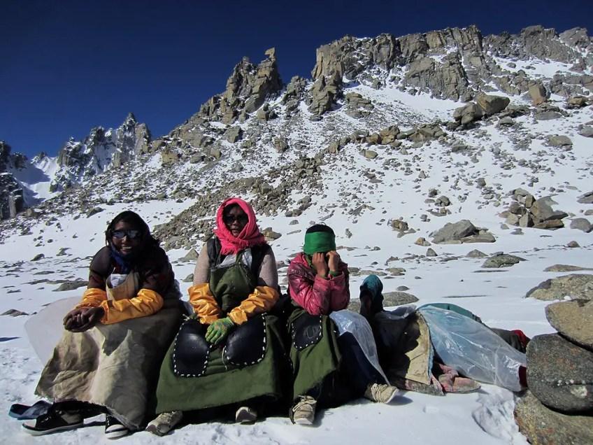 Dolma la Pilgrims, Kailash