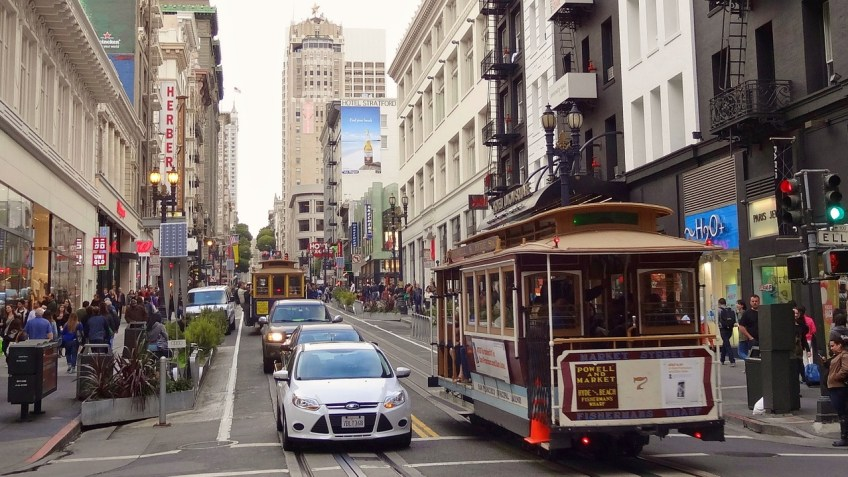 San Francisco, 5 cities to visit now