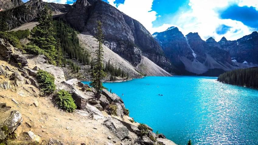 British Columbia, Visiting Canada