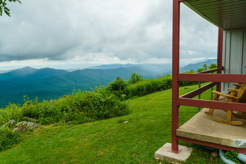 Pisgah Inn, Pisgah National Forest