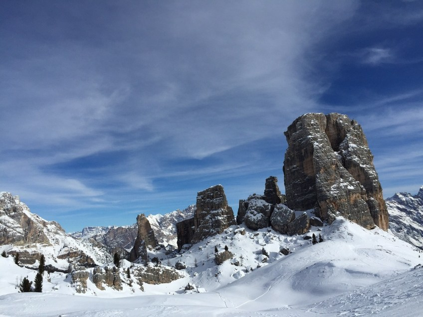 cortina d'ampezzo, Italy, best places to ski