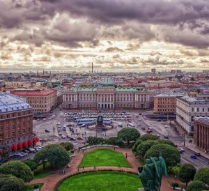 St. Petersburg, Russia on a budget