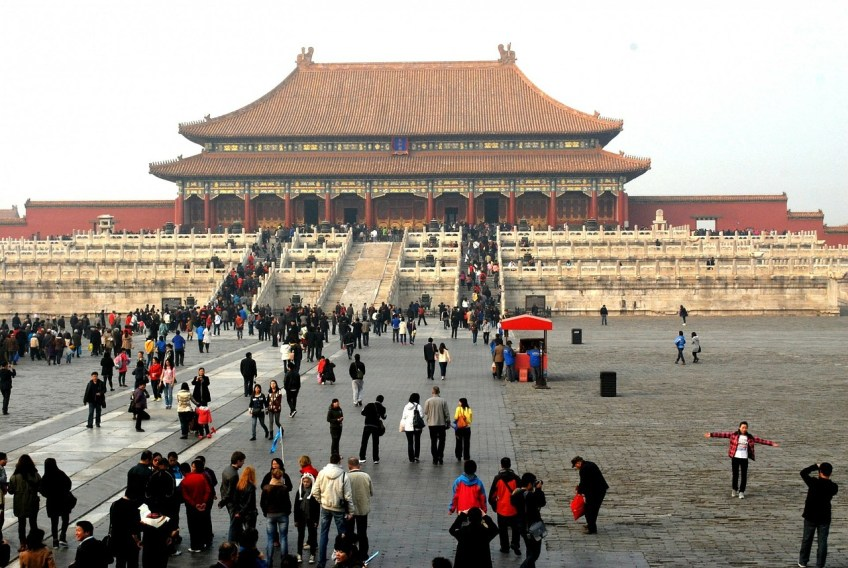 things to do in beijing, china, the forbidden city