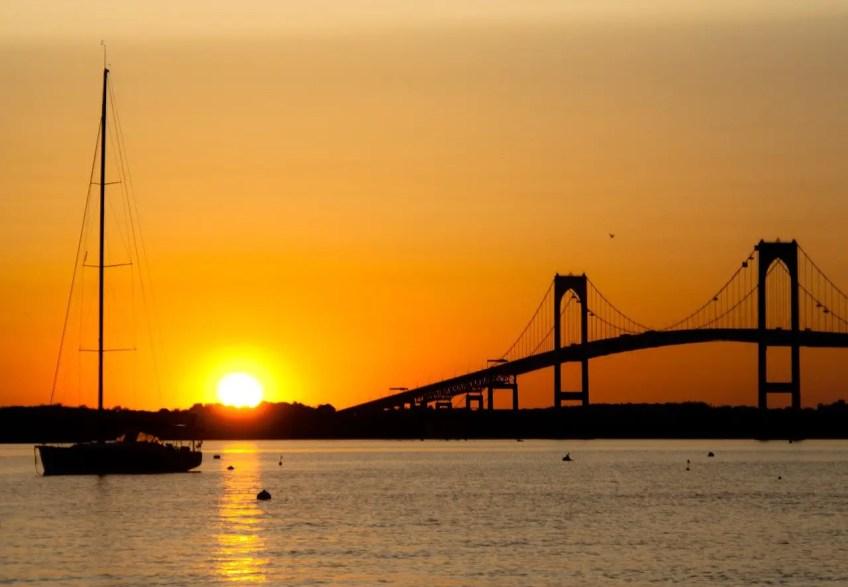 Boston to new york road trip, newport