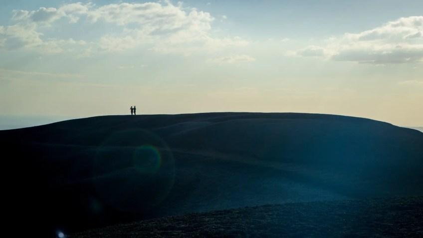 Destinations for thrill seekers, Cerro Negro volcano, leon, nicaragua