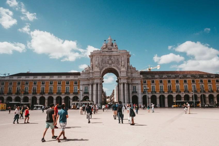 Lisbon, Portugal holiday