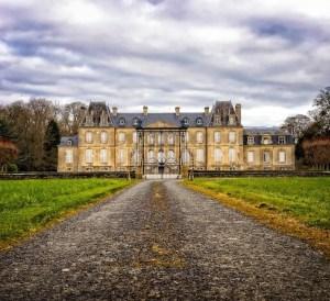 Chic villas Normandy, france