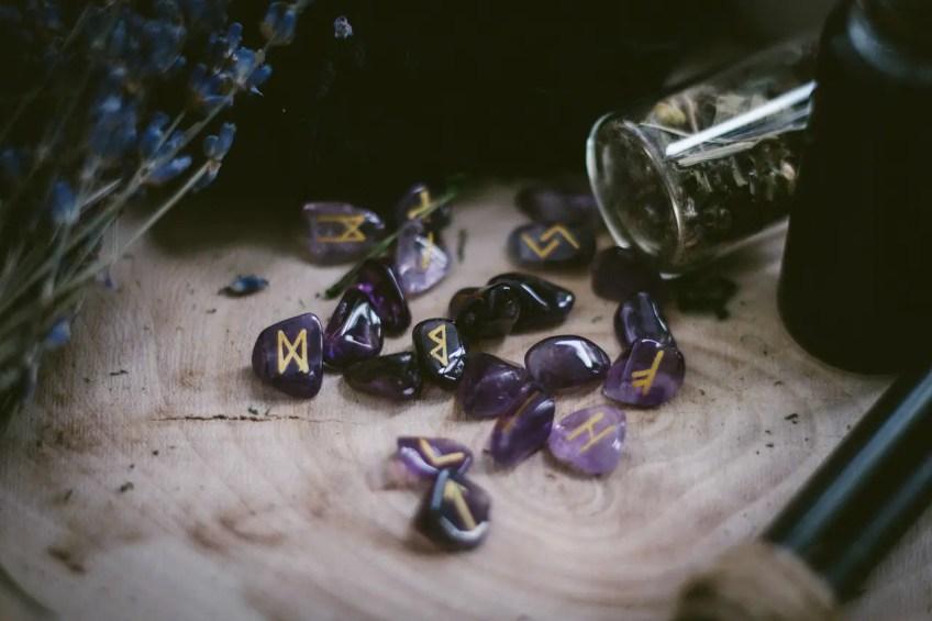 fortune telling methods, runes