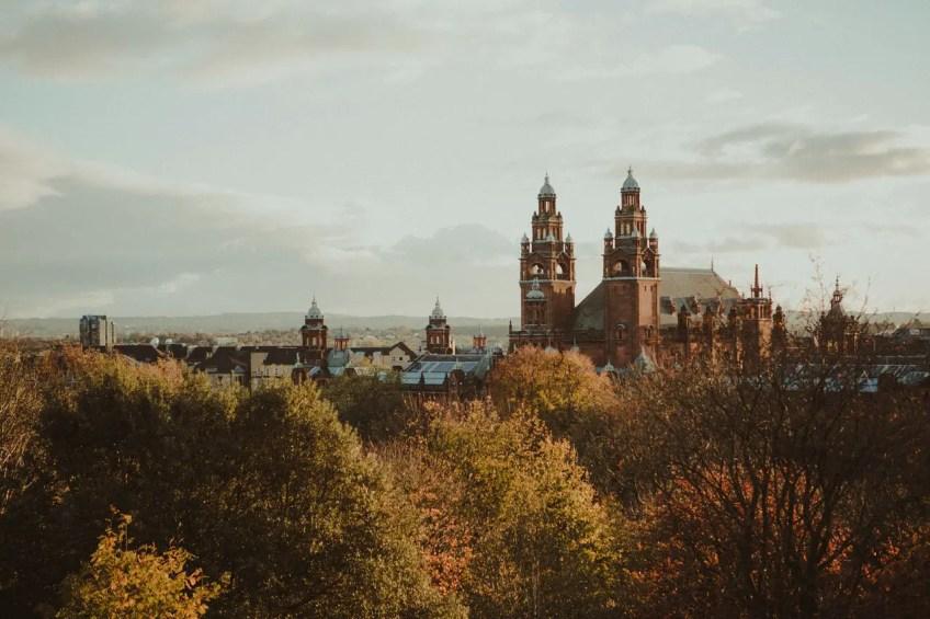 Hidden Gem of Scotland,  Glasgow, Kelvingrove Museum