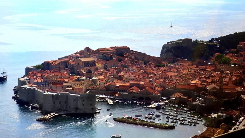 The Old Dubrovnik Croatia