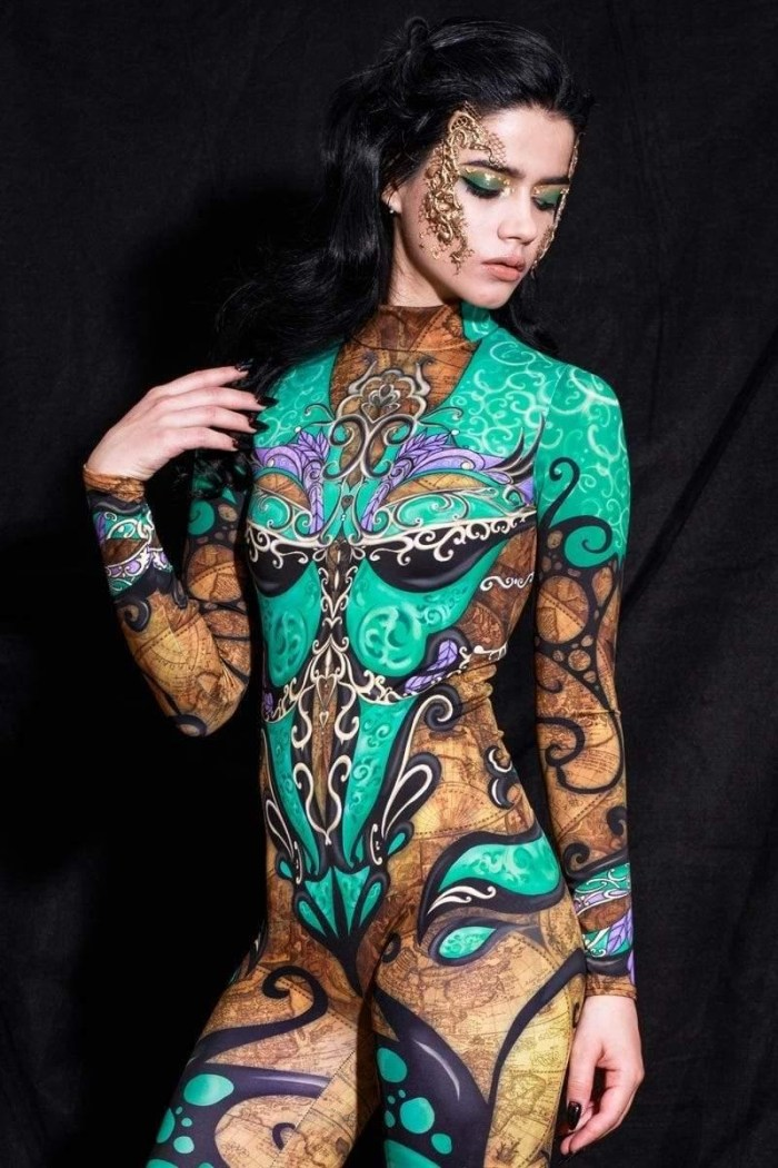 Enchantress Costume