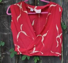 kate spade peach blouse 047