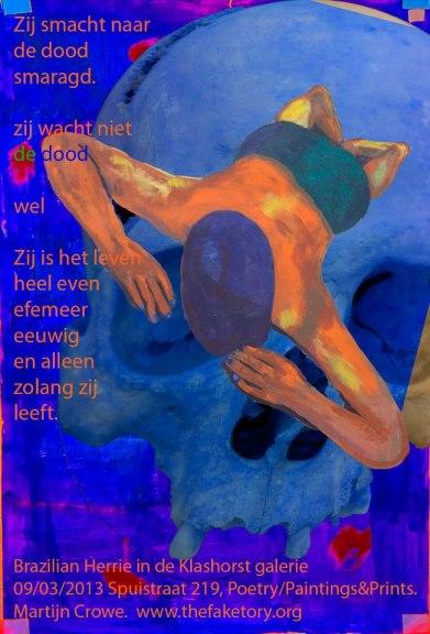 exposition @Brazilian Herrie Poster