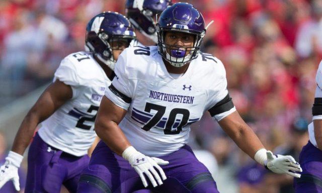 Falcons 2021 draft report: Northwestern OL Rashawn Slater