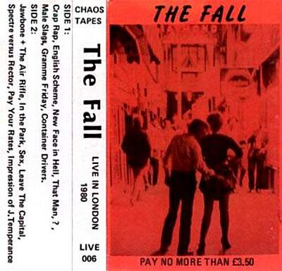 Image result for the fall legendary chaos tape