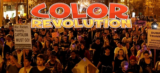 Image result for image of United States color revolution