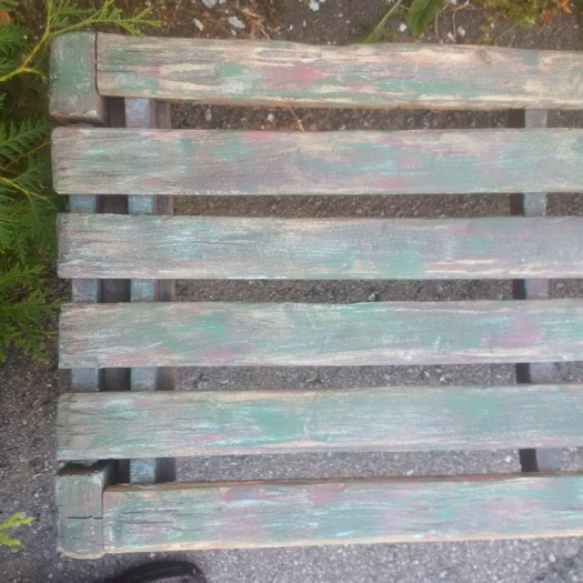Awe Inspiring Distressed Primitive Bench The Falling Down Shed Gmtry Best Dining Table And Chair Ideas Images Gmtryco