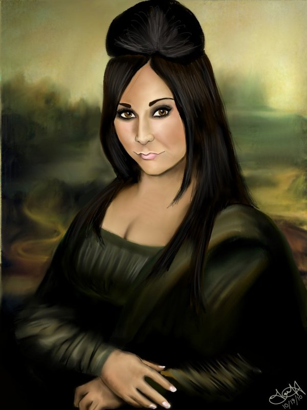 Lisa Del Giocondo Fallout Girl'