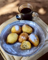 Ginger Donuts for Breakfast in Sudan