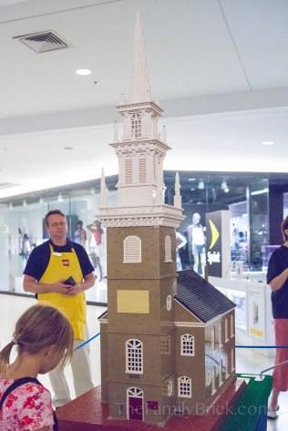 Old North Church - LEGO Americana Roadshow