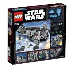 LEGO Star Wars First Order Snowspeeder 75100