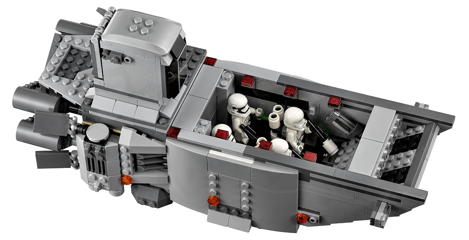 75103 -NEW LEGO STAR WARS First Order Transporter