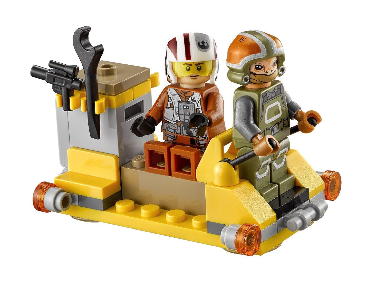 Lego New Resistance X-Wing Pilot Star Wars Minifigure Force Awakens Set 75102