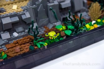 Alien Plant from Halloween MOC