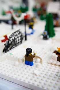 Our LEGO Winter Village MOC-0433
