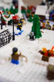 Our LEGO Winter Village MOC-0434