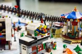 Our LEGO Winter Village MOC-0440