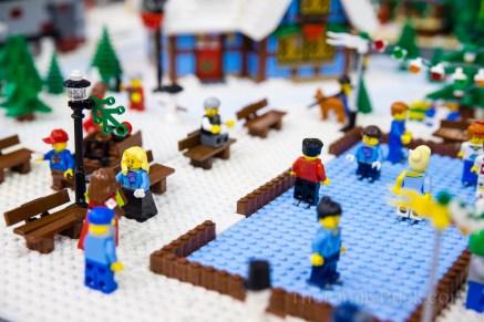 Our LEGO Winter Village MOC-0445