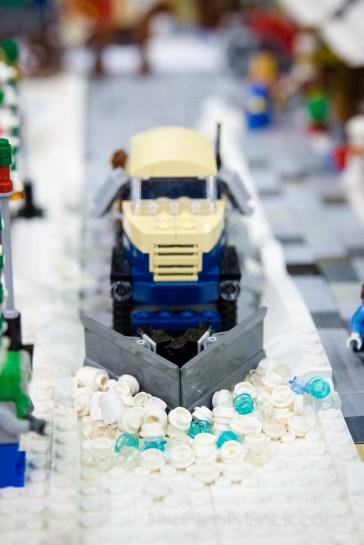 Our LEGO Winter Village MOC-0451